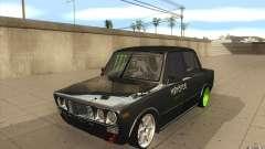 L'écoute de Drift Lada VAZ 2106