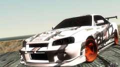 Nissan Skyline R34 Blitz