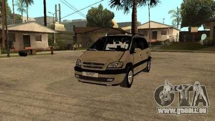 Opel Zafira für GTA San Andreas