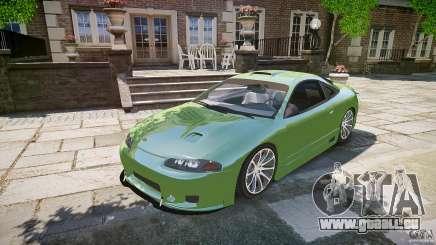 Mitsubishi Eclipse pour GTA 4