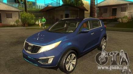 Kia Sportage 2011 HKV für GTA San Andreas
