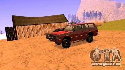 Huntley Superior für GTA San Andreas