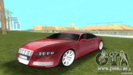 Audi Nuvolari Quattro für GTA Vice City