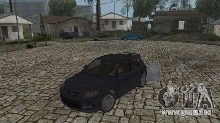 Mazda Speed 3 für GTA San Andreas