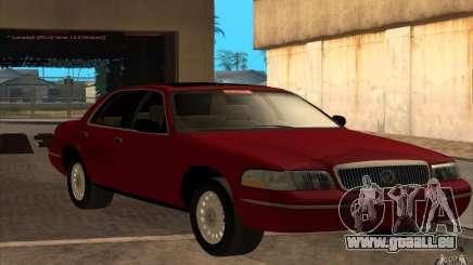 Mercury Grand Marquis 2006 pour GTA San Andreas