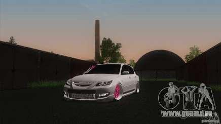 Mazda MazdaSpeed 3 für GTA San Andreas