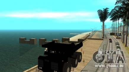 Dumper pour GTA San Andreas