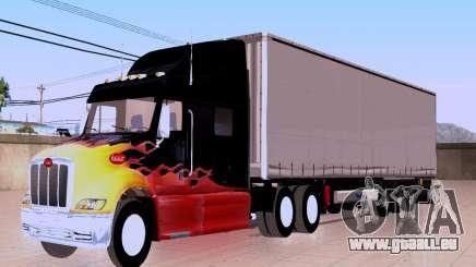 Peterbilt 387 pour GTA San Andreas
