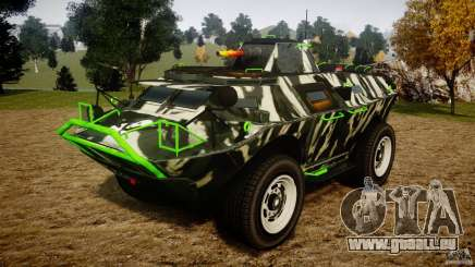 Monster APC pour GTA 4