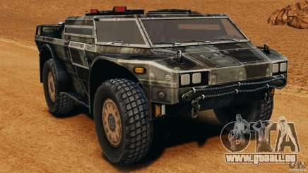 Armored Security Vehicle für GTA 4