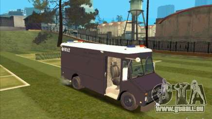 Swat Van from L.A. Police pour GTA San Andreas