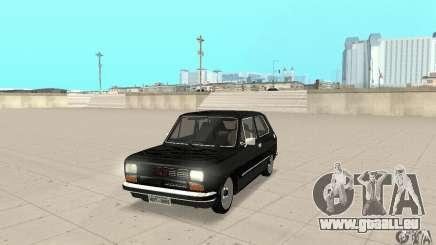 Fiat 147 Brio 1977 pour GTA San Andreas