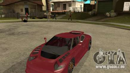 B-Engineering Edonis pour GTA San Andreas