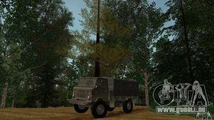 GAZ 66 pour GTA San Andreas