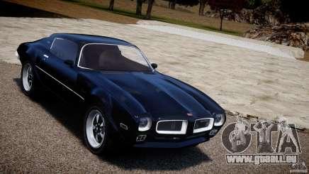 Pontiac Firebird Esprit 1971 für GTA 4