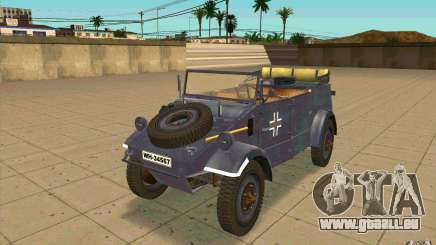 Kuebelwagen v2.0 normal für GTA San Andreas