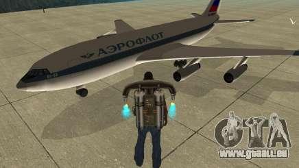 Iliouchine Il-86 pour GTA San Andreas