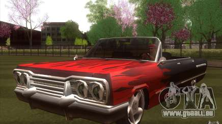 Savanna HD für GTA San Andreas