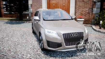 Audi Q7 V12 TDI Quattro Stock  v2.0 pour GTA 4