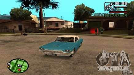 Ford Thunderbird 1964 für GTA San Andreas