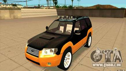 Subaru Forester Cross Sport 2005 pour GTA San Andreas