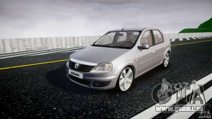 Renault Logan pour GTA 4