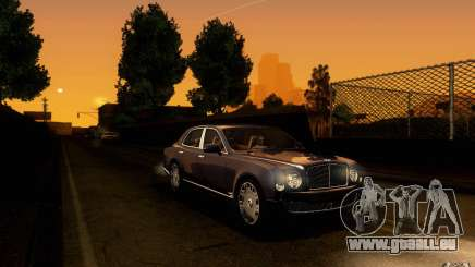 Bentley Mulsanne 2010 v1.0 für GTA San Andreas