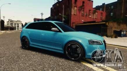 Audi RS3 Sportback V1.0 pour GTA 4