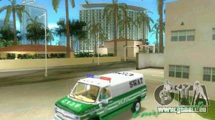Chevrolet Van G20 pour GTA Vice City
