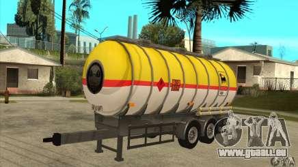 Trailer Tunk pour GTA San Andreas