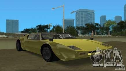 De Tomaso Pantera für GTA Vice City