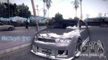 Scion Tc Street Tuning für GTA San Andreas