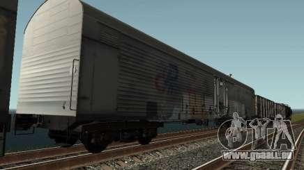 Refrežiratornyj wagon peint de Dessau no 8 pour GTA San Andreas