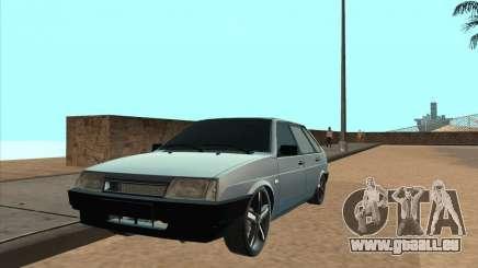 VAZ 21093i leichte Tuning für GTA San Andreas