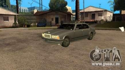 HD Sentinel für GTA San Andreas