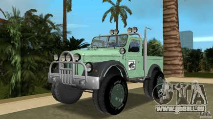 Aro M461 Offroad Tuning für GTA Vice City