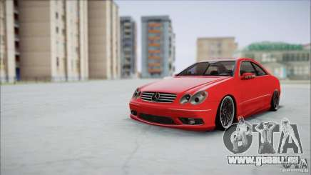 Mercedes CLK 55 AMG pour GTA San Andreas