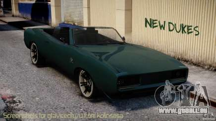 New Dukes für GTA 4