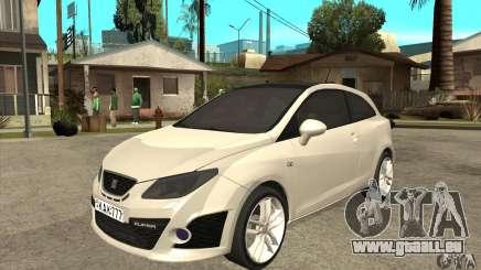Seat Ibiza Cupra 2009 pour GTA San Andreas