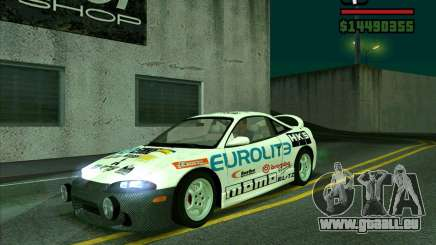 Mitsubishi Eclipse GST pour GTA San Andreas