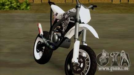 Honda 50 Tuned Stunt pour GTA San Andreas