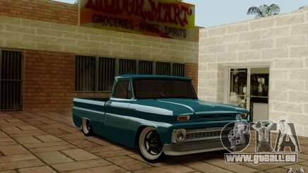 Chevrolet C10 für GTA San Andreas