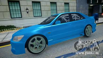 Toyota Altezza pour GTA 4