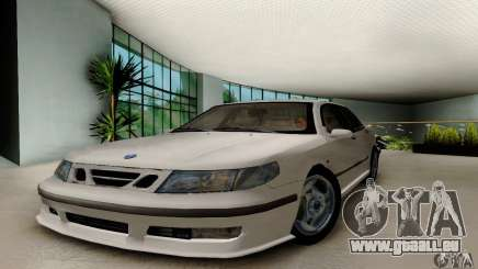 Saab 9-5 Sedan Tuneable für GTA San Andreas