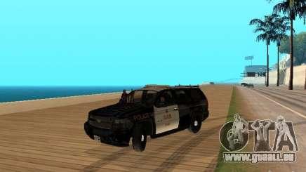 Chevrolet Tahoe Ontario Highway Police pour GTA San Andreas