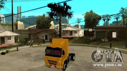 KAMAZ 5460M TAI version 1.5 pour GTA San Andreas