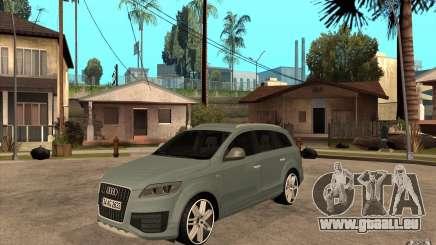 Audi Q7 V12 TDI 2011 für GTA San Andreas