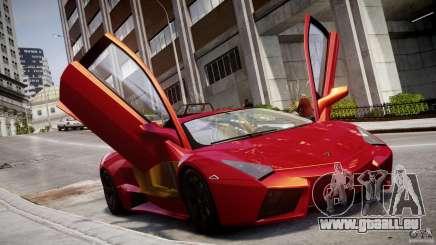 Lamborghini Reventon Final pour GTA 4