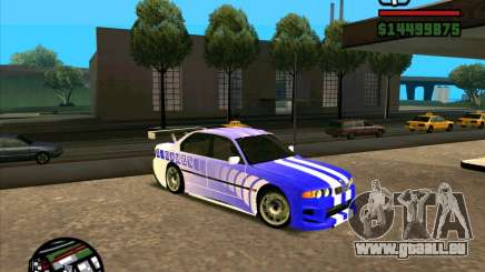 BMW 730i X-Games tuning pour GTA San Andreas