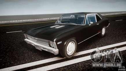 Chevrolet Nova 1969 für GTA 4